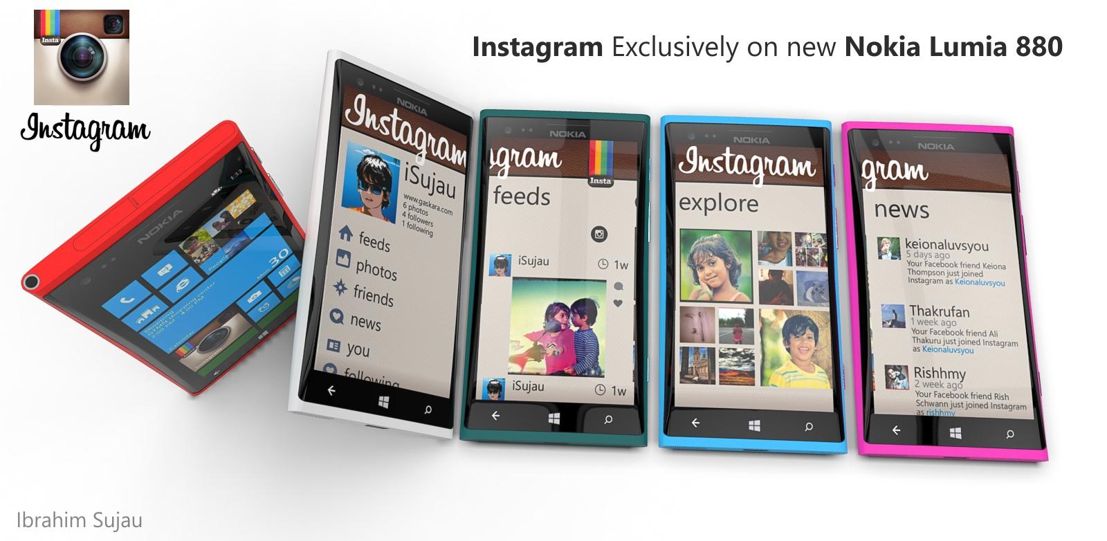 Как скачать Инстаграм на Nokia Windows Phone и установить
