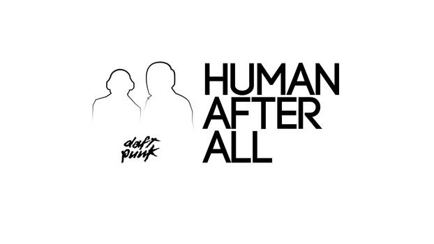 Human After All - White