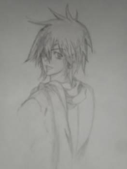 Lavi- D.Gray man