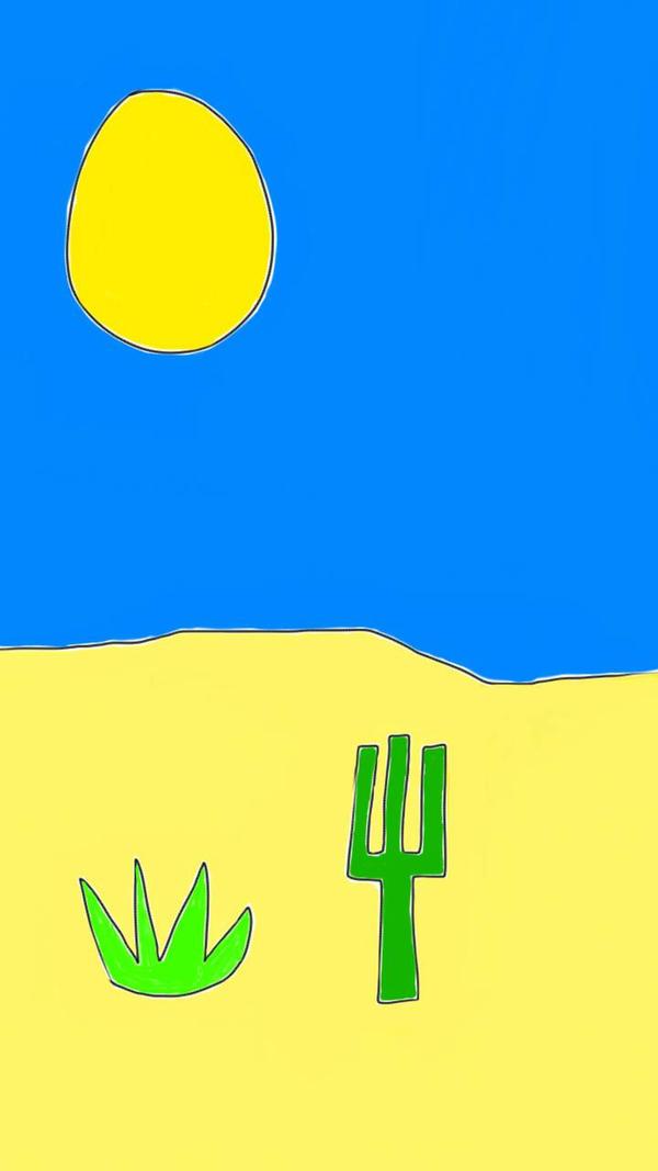Arachnid Desert by Masterkyle12