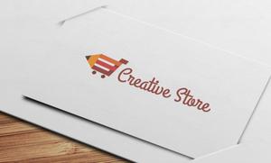 Creative Store Logo Template