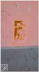 Stencil Hippo