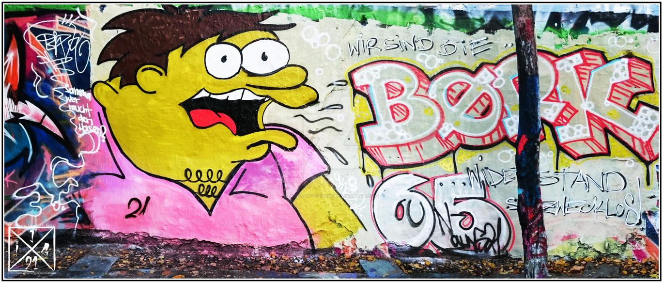 BarneyGunSel by JIGdaArtist6UN5
