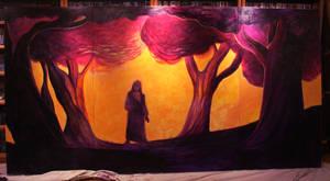Gethsemane by OhThatNK