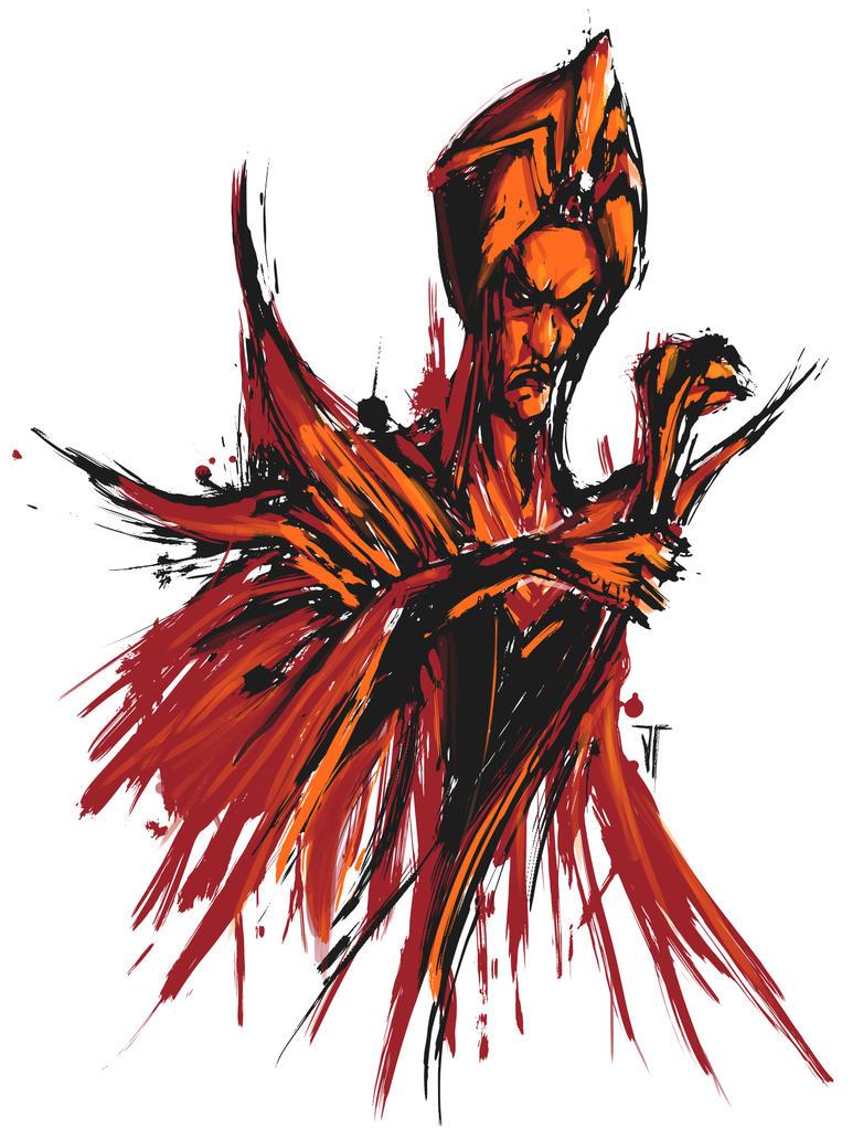 Jafar color by Joseugai