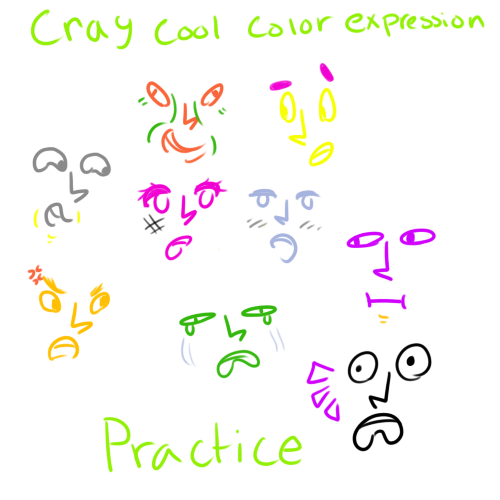 Expression Practice by Novashima