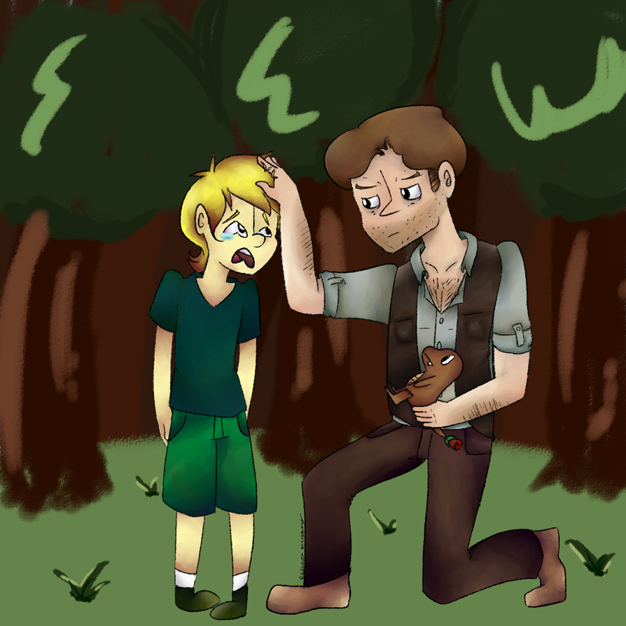 Rise-Of-Majora Request: OC and Owen by Novashima