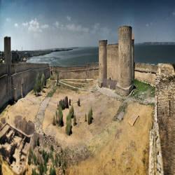 Fortress in Akkerman :: by wojtar