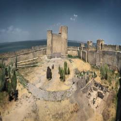 Fortress in Akkerman.:: by wojtar