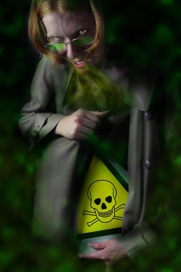 Mr. Twister by wojtar