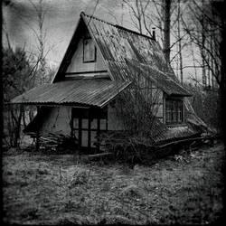 Witch house by wojtar