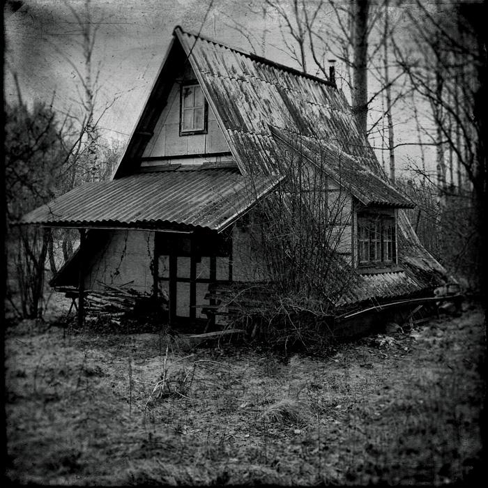 Gesund und Gesünder - wenn Heiler aufeinander treffen Witch_house_by_wojtar