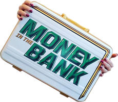 Women's Money in the Bank Case by Aplikes by Aplikes