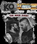 KO-Mania III Logo by Aplikes