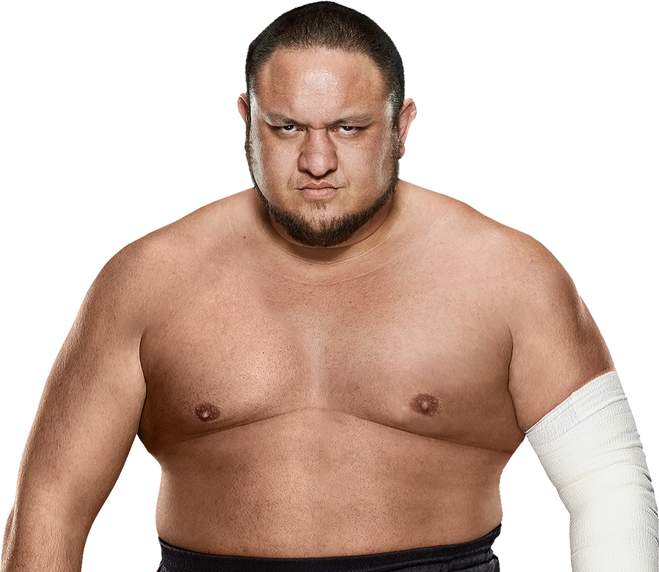 Samoa Joe by Outcast by Aplikes