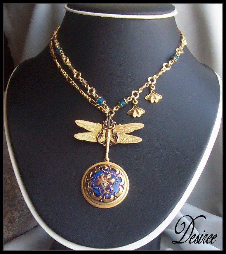 Dragonfly's Treasure by DesireeMorte