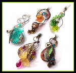 Spring Collection Pendants