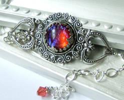 The Angelica Bracelet by DesireeMorte