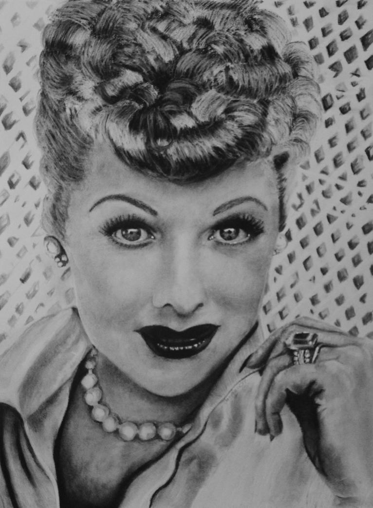 Lucy I Love Lucy By Candysamuels On Deviantart