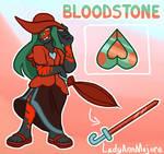 (Gem OC) Bloodstone