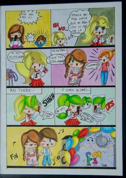 page 6 school comic