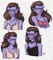 Angela Faces by tess-a-roo