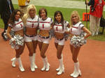 Texans Cheerleaders 0