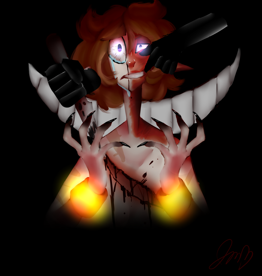 Goretober day 4: torture by TheDragonLady-x