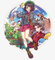 Pokemon by etctr