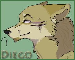 Diego's Tag by DragFairy