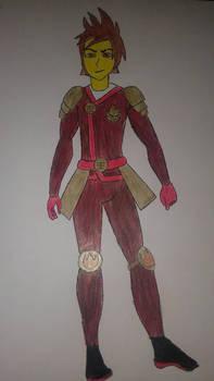 Ninjago Kai New Suit