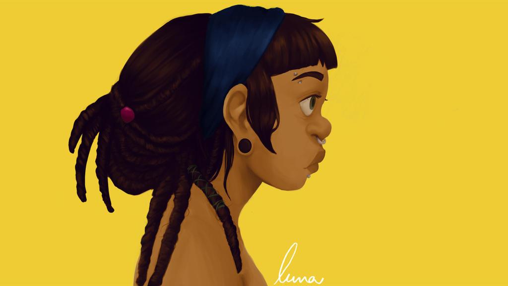 Yolanda by lunapraun