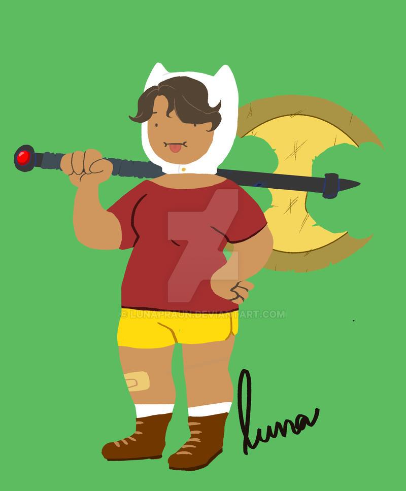 Lunadventurer! by lunapraun