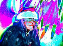Yes, that is a Santa hat. by OMFGaZombie