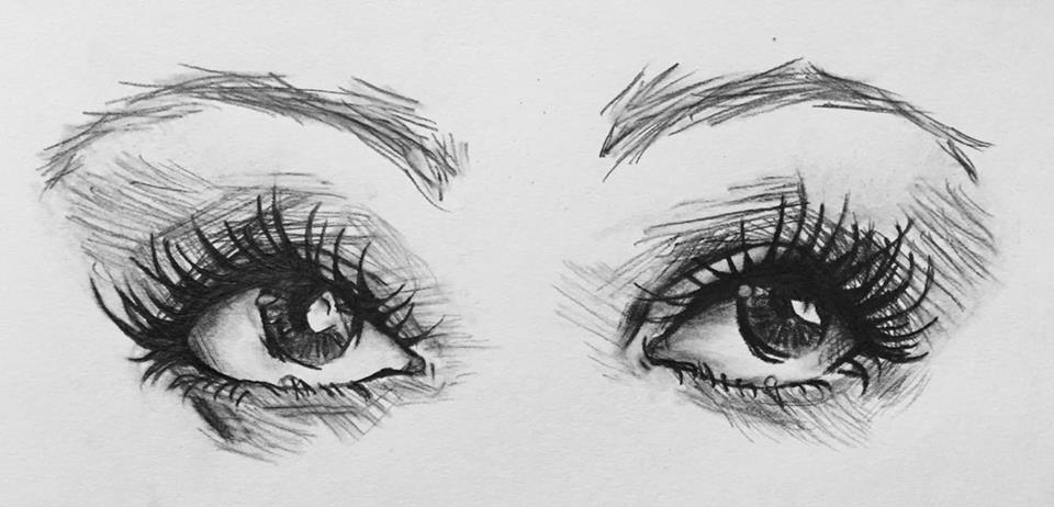 My Eyes by KAWAIIQU33N