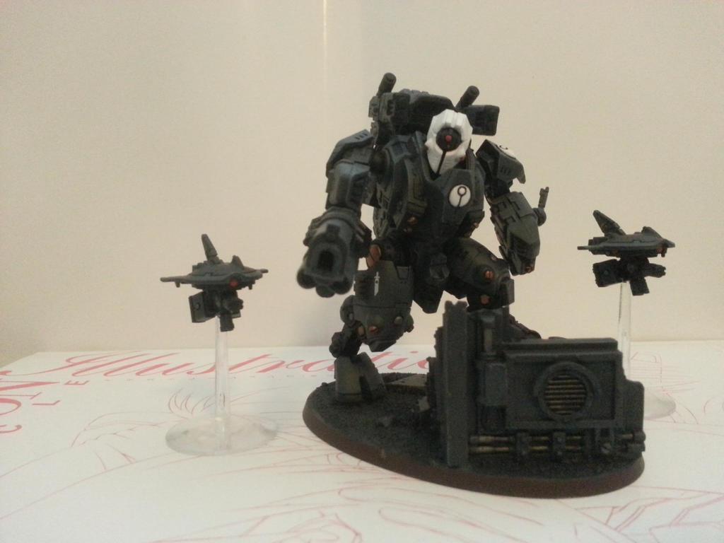 XV95 Ghostkeel by Elder-Thing