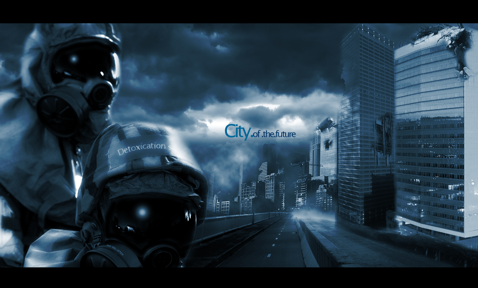 The city by gallumbits