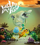 Help! I'm A Fish 20th Anniversary Cover by Sukala-AP
