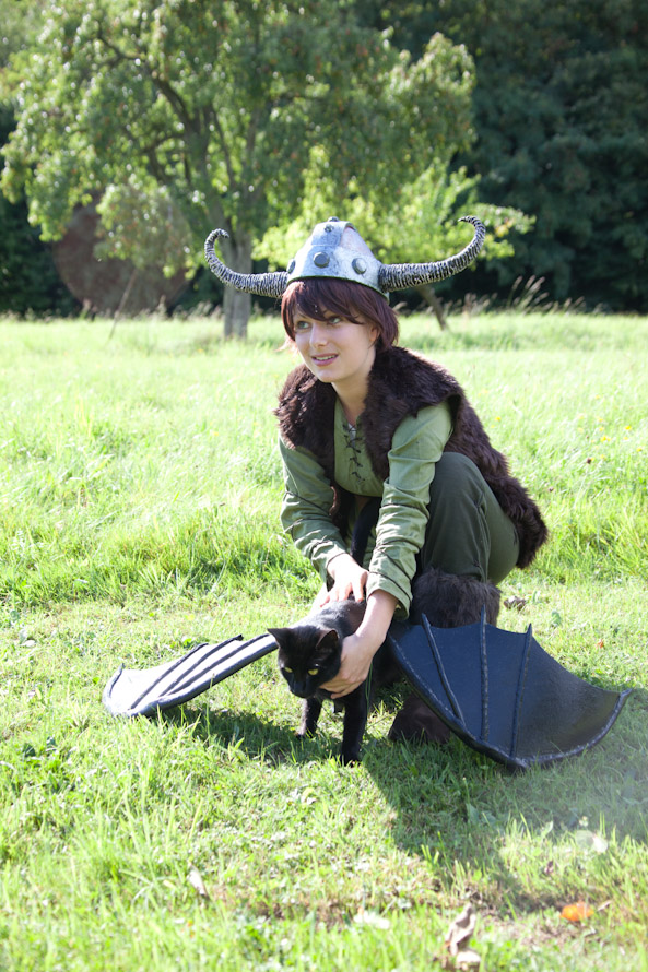 hiccup how to train your dragon cosplay