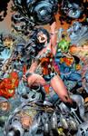 Jim Lee  Wonder Woman Color