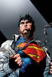 Jim Lee Superman Colors