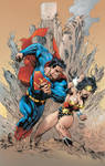 Superman Vs Wonderwoman