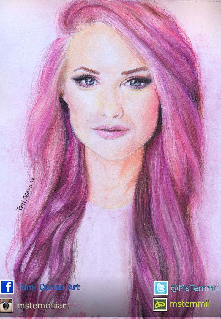 Victoria (In The Frow) Drawing by MsTemmii