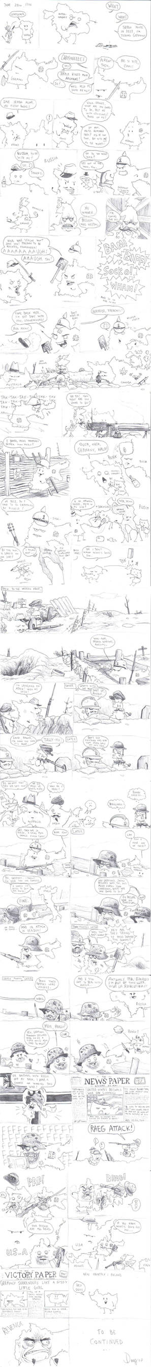 World War One: Simple Version