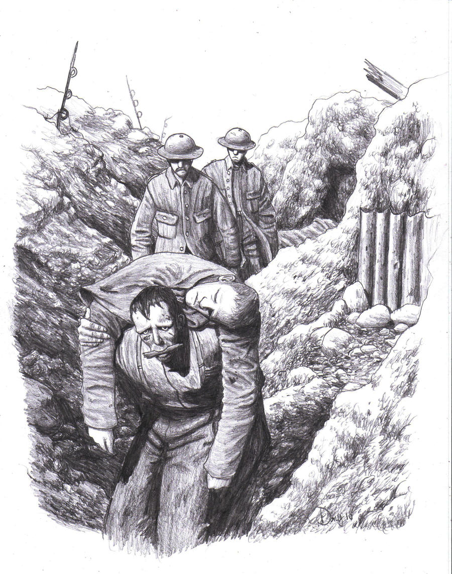 trench warfare Thousands of miles of trenches were built during world war i and, for the soldiers living in them, their day-to-day life was nothing short of horrific #thew.