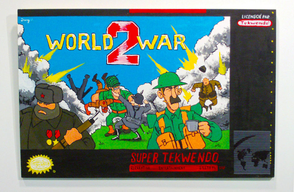 World War 2 : The Game by AngusBurgers on DeviantArt