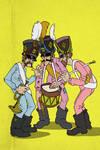 Shady Walking Band Guys
