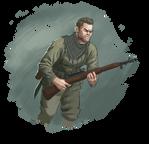 Karl Fairburne -Sniper Elite