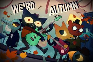 Weird Autumn by AngusBurgers