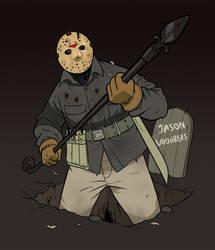 He's Back AKA Part 6 - Jason Lives by AngusBurgers